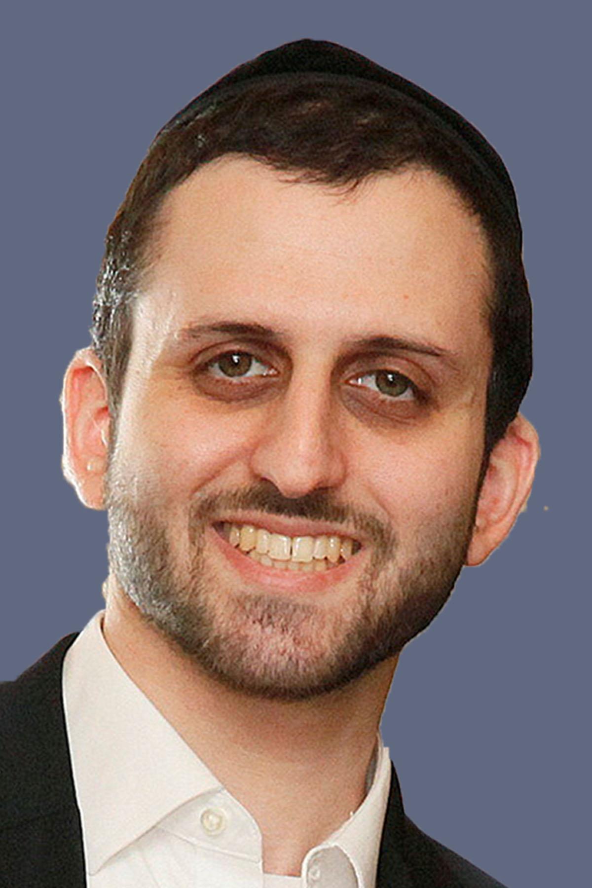 Rabbi Rafi Shenk